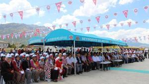 Makina Parkı Hizmet Binası açıldı