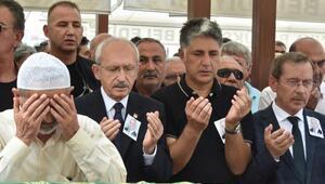 Kılıçdaroğlu, CHP Konya eski İl Başkanı Ünalın cenazesine katıldı