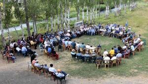Divriğide altın madeni iddialarına köylülerden tepki