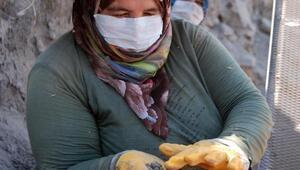 6 bin yıllık tarihe kadın eli değdi