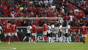 Benfica - Juventus (ÖZET)