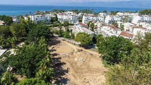 Örnekköy Parkı yenileniyor