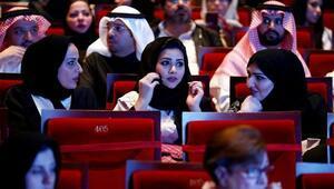 Suudi Arabistandan sinema salonları için bir ruhsat daha
