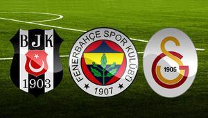 Beşiktaş karda, Galatasaray ve Fenerbahçe zararda