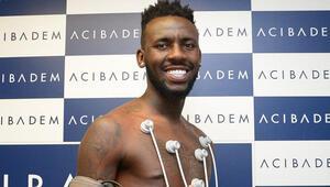 Bursaspor'da Allano Lima imzaladı