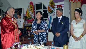 Sarıoğlan Belediye Başkanı Akbulutun mutlu günü