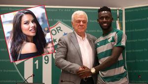 Bursaspor başkanından Adriana Lima gafı