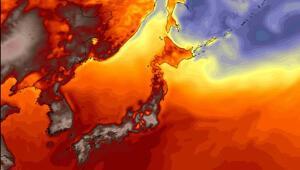 Japonyada sıcaklık ve felaketler bir ayda 300ü aşkın can aldı