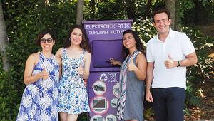 Boğaziçi Üniversitesi öğrencilerinin çevreci projesi Londra'daki uluslararası sergide