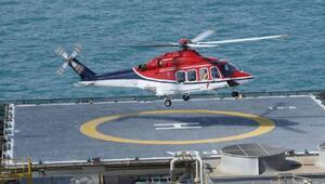 TPAO'dan Akdenizde helikopter hamlesi