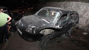 Ferizlide trafik kazası:2 yaralı