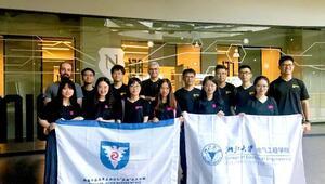 Çinli öğrenciler Nişantaşı Üniversitesini ziyaret etti