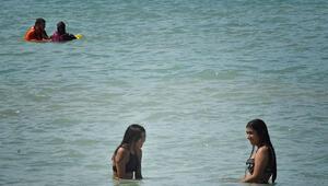 Antalya sahili değil Konya Ovası