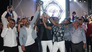 Altaydan görkemli kutlama