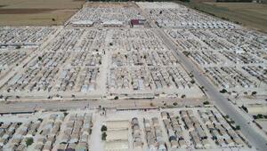 5 mülteci kampı kapatılacak, Suriyeliler sınıra taşınacak