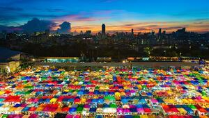 Melekler şehri: Bangkok
