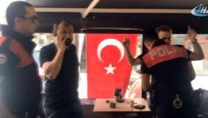 İstanbul'da kafeterya ve metruk binalara şok baskın