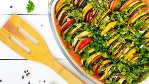 Fransız Mutfağının Gözdesi: Patlıcan Ratatouille Tarifi