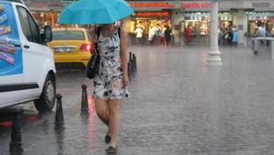 Marmarada son yılların yağış rekoru kırıldı
