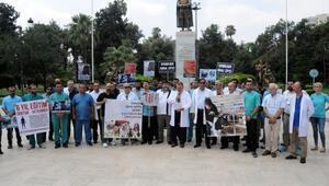 Veteriner hekimler, fiili hizmet zammı istiyor