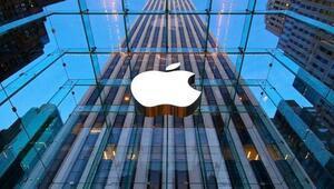 Dünyada bir ilk Apple o seviyeye çıkan tek şirket oldu