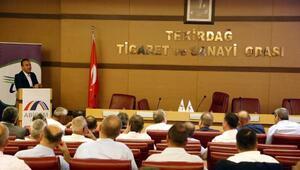 Dış Ticaret İstihbarat Merkezinin lasmanı yapıldı