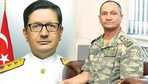 Yeni sistemin ilk YAŞ'ı: İki komutan Or oldu