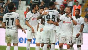 Avrupada Farklı Beşiktaş, B36 Torshavnı 6-0 mağlup etti... İşte maçın özeti ve golleri