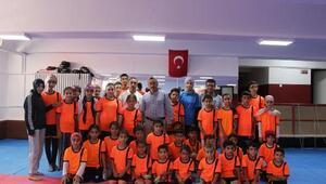 Seydişehirde yaz spor okulları