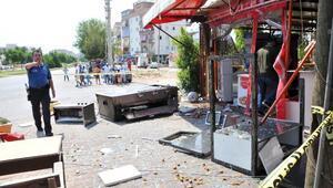 Lokantada gaz kaçağından yangın çıktı: 5 yaralı