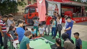 Vodafone, Sivasın köy ve kasabalarına kodlama götürdü