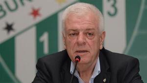 Bursaspor Başkanından transfer müjdesi