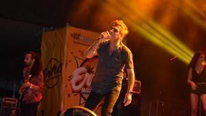 Trakya Müzik Festivalinde Teoman rüzgarı