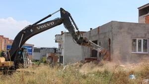 'Kaçak inşaat oyunu' tutanaklara takıldı