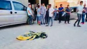 Suruçta minibüsün çarptığı Suriyeli çocuk öldü