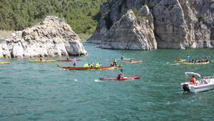 Türkiyenin ilk ekstrem spor festivali, Samsunda başladı