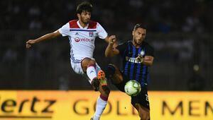 Inter, Lyonu devirdi