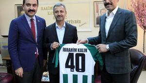 İbrahim Kalın, Neşet Ertaş Kültür ve Sanat Festivali için Kırşehirde (2)