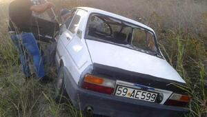 Otomobille, tarım aracı çapıştı: 3 yaralı