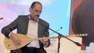İbrahim Kalın, Neşet Ertaş Kültür ve Sanat Festivali için Kırşehir'de