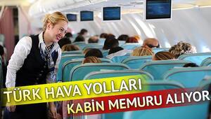 Türk Hava Yolları kabin memuru alımı yapıyor | THY hostes alımı
