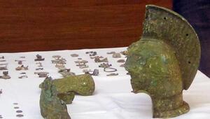 Tarihi eser operasyonu İstanbulda ele geçirildi