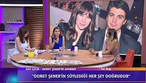 İbrahim Kutluay'ın yorumlarına Demet Şener'in avukatından cevap