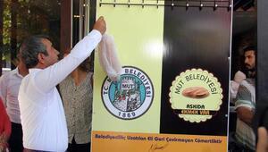 Askıda Ekmek projesine Mut da dahil oldu