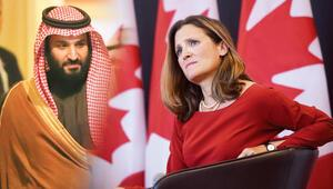 Suudi-Kanada hattında kriz