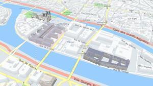 Harita uygulaması Here, Google Mapse meydan okuyor