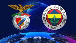 Benfica Fenerbahçe maçı için heyecan dorukta Fenerbahçe maçı hangi kanalda saat kaçta canlı olarak yayınlanacak