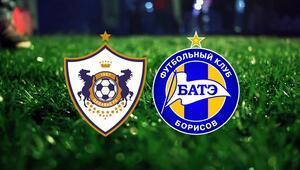 Karabağ oranı düştü BATE Borisov maçını önce oyna, sonra izle...
