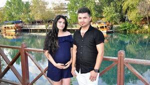 8 aylık hamile kadın ve eşinin, 1 saat zorla alıkonduğu iddiası