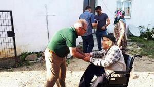 Gelibolu Belediyesi ihtiyaç sahiplerini sevindiriyor